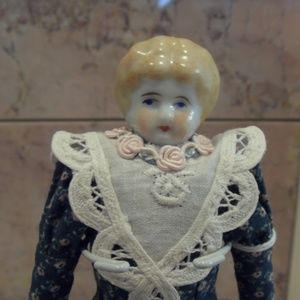 Other - Vintage/Antique China Head Doll